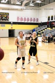 JV Girls Basketball Center Point-Urbana vs Vinton-Shellsburg-1687