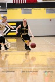 JV Girls Basketball Center Point-Urbana vs Vinton-Shellsburg-1689