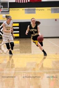 JV Girls Basketball Center Point-Urbana vs Vinton-Shellsburg-1690