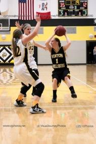 JV Girls Basketball Center Point-Urbana vs Vinton-Shellsburg-1694