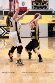 JV Girls Basketball Center Point-Urbana vs Vinton-Shellsburg-1695