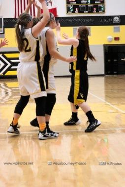 JV Girls Basketball Center Point-Urbana vs Vinton-Shellsburg-1697