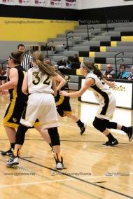 JV Girls Basketball Center Point-Urbana vs Vinton-Shellsburg-1700