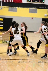JV Girls Basketball Center Point-Urbana vs Vinton-Shellsburg-1701