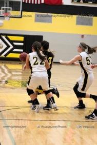 JV Girls Basketball Center Point-Urbana vs Vinton-Shellsburg-1702