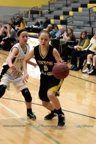 JV Girls Basketball Center Point-Urbana vs Vinton-Shellsburg-1703