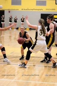 JV Girls Basketball Center Point-Urbana vs Vinton-Shellsburg-1707