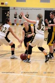 JV Girls Basketball Center Point-Urbana vs Vinton-Shellsburg-1708