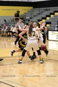 JV Girls Basketball Center Point-Urbana vs Vinton-Shellsburg-1713