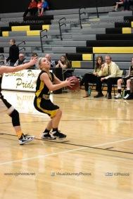JV Girls Basketball Center Point-Urbana vs Vinton-Shellsburg-1716