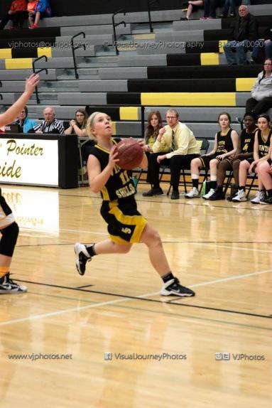 JV Girls Basketball Center Point-Urbana vs Vinton-Shellsburg-1717