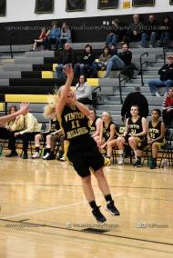 JV Girls Basketball Center Point-Urbana vs Vinton-Shellsburg-1720