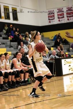 JV Girls Basketball Center Point-Urbana vs Vinton-Shellsburg-1729