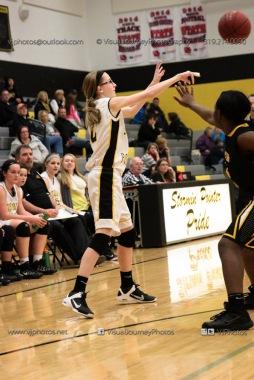 JV Girls Basketball Center Point-Urbana vs Vinton-Shellsburg-1731