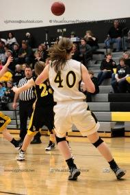 JV Girls Basketball Center Point-Urbana vs Vinton-Shellsburg-1732