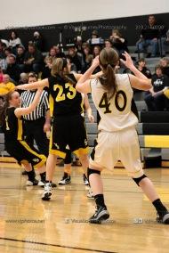 JV Girls Basketball Center Point-Urbana vs Vinton-Shellsburg-1733