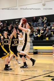 JV Girls Basketball Center Point-Urbana vs Vinton-Shellsburg-1734