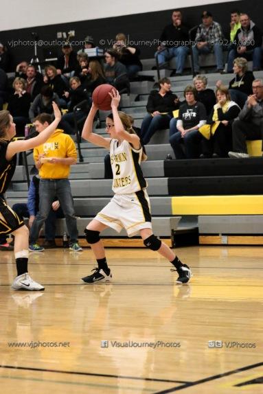JV Girls Basketball Center Point-Urbana vs Vinton-Shellsburg-1738