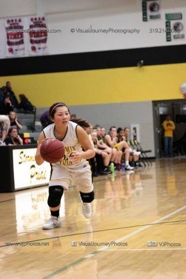 JV Girls Basketball Center Point-Urbana vs Vinton-Shellsburg-1739