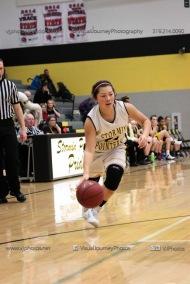 JV Girls Basketball Center Point-Urbana vs Vinton-Shellsburg-1740