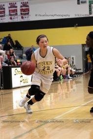 JV Girls Basketball Center Point-Urbana vs Vinton-Shellsburg-1741