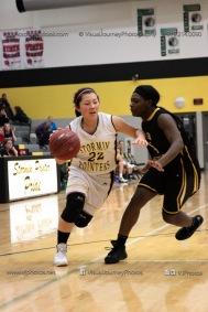 JV Girls Basketball Center Point-Urbana vs Vinton-Shellsburg-1742