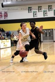JV Girls Basketball Center Point-Urbana vs Vinton-Shellsburg-1743