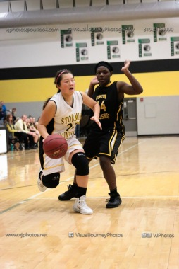 JV Girls Basketball Center Point-Urbana vs Vinton-Shellsburg-1744