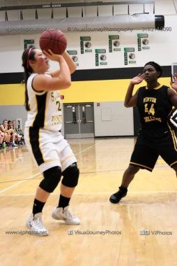 JV Girls Basketball Center Point-Urbana vs Vinton-Shellsburg-1745