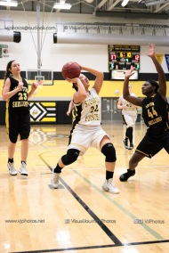 JV Girls Basketball Center Point-Urbana vs Vinton-Shellsburg-1754