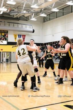 JV Girls Basketball Center Point-Urbana vs Vinton-Shellsburg-1762