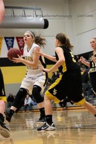 JV Girls Basketball Center Point-Urbana vs Vinton-Shellsburg-1779