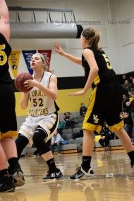 JV Girls Basketball Center Point-Urbana vs Vinton-Shellsburg-1780