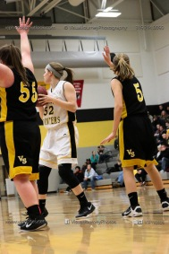 JV Girls Basketball Center Point-Urbana vs Vinton-Shellsburg-1781
