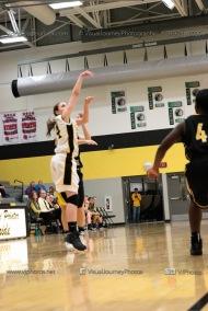 JV Girls Basketball Center Point-Urbana vs Vinton-Shellsburg-1786