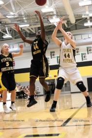 JV Girls Basketball Center Point-Urbana vs Vinton-Shellsburg-1788