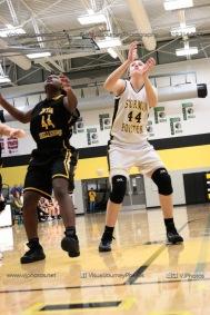 JV Girls Basketball Center Point-Urbana vs Vinton-Shellsburg-1789