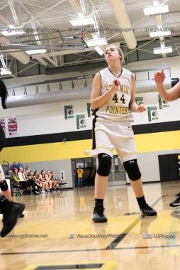 JV Girls Basketball Center Point-Urbana vs Vinton-Shellsburg-1791