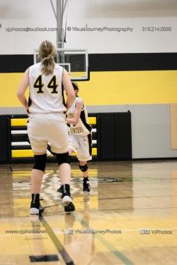 JV Girls Basketball Center Point-Urbana vs Vinton-Shellsburg-1792