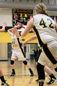 JV Girls Basketball Center Point-Urbana vs Vinton-Shellsburg-1794
