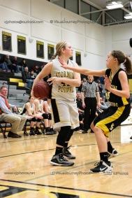 JV Girls Basketball Center Point-Urbana vs Vinton-Shellsburg-1795