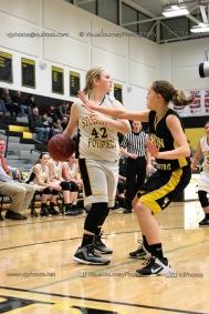 JV Girls Basketball Center Point-Urbana vs Vinton-Shellsburg-1796
