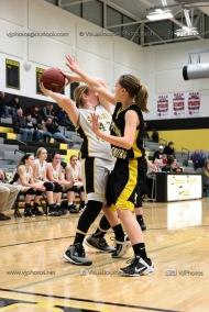 JV Girls Basketball Center Point-Urbana vs Vinton-Shellsburg-1799