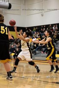 JV Girls Basketball Center Point-Urbana vs Vinton-Shellsburg-1801
