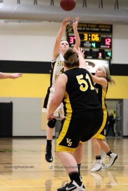 JV Girls Basketball Center Point-Urbana vs Vinton-Shellsburg-1803