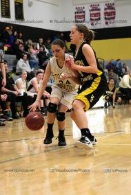 JV Girls Basketball Center Point-Urbana vs Vinton-Shellsburg-1807