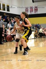 JV Girls Basketball Center Point-Urbana vs Vinton-Shellsburg-1808