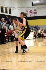 JV Girls Basketball Center Point-Urbana vs Vinton-Shellsburg-1809