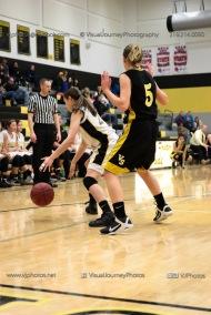 JV Girls Basketball Center Point-Urbana vs Vinton-Shellsburg-1813