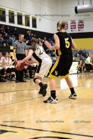 JV Girls Basketball Center Point-Urbana vs Vinton-Shellsburg-1814